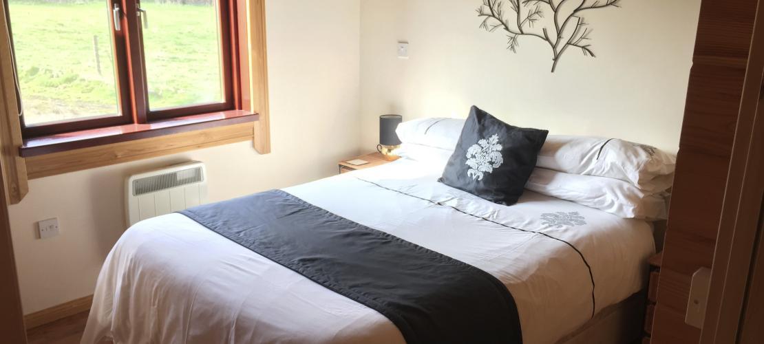 The Heron Lodge - Double Bedroom