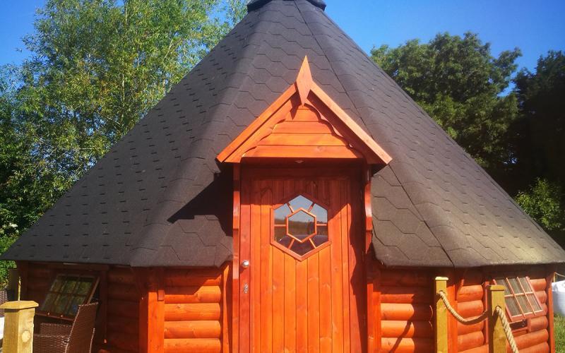 Romantic Lodges - Outside